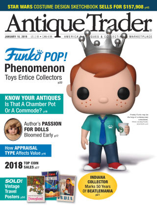 Antique Trader Jan 16 2019