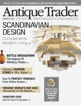 Antique Trader Jan 30 2019
