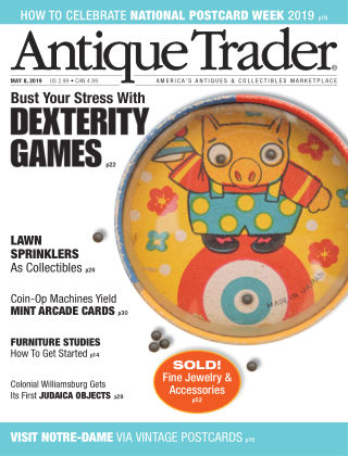 Antique Trader May 8 2019