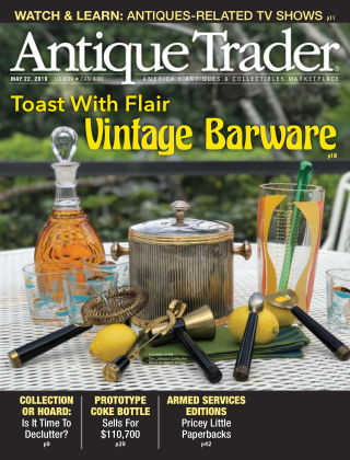 Antique Trader May 22 2019