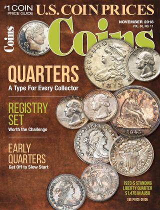 Coins Nov 2018