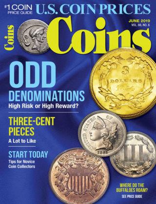 Coins Jun 2019