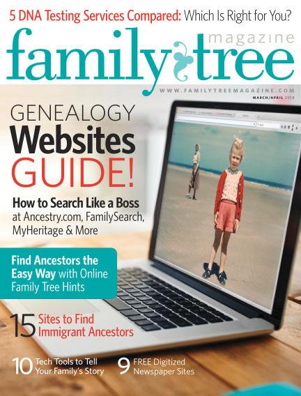 Family Tree Magazine February 15, 2018 00:00