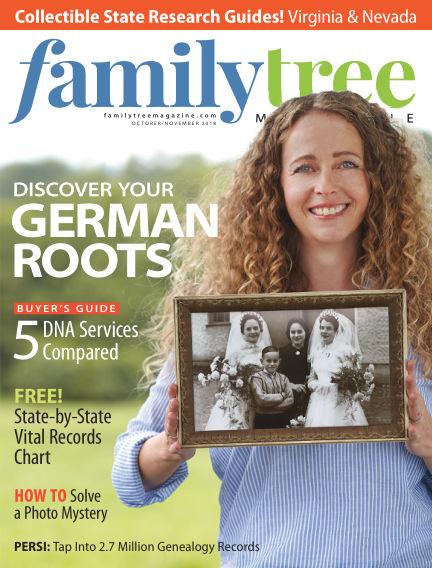 Family Tree Magazine September 12, 2018 00:00