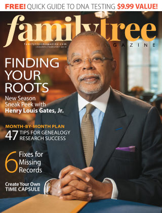 Family Tree Magazine Jan-Feb 2019