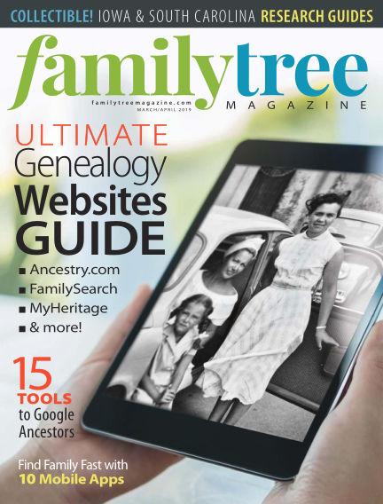 Family Tree Magazine February 13, 2019 00:00