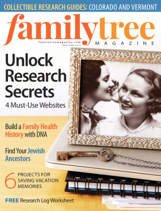 Family Tree Magazine May-Jun 2019