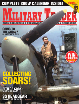 Military Trader Oct 2018