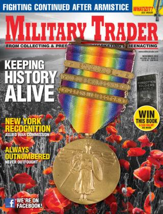 Military Trader Nov 2018