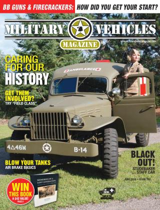 Military Vehicles Jun 2018