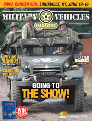 Military Vehicles Aug 2018