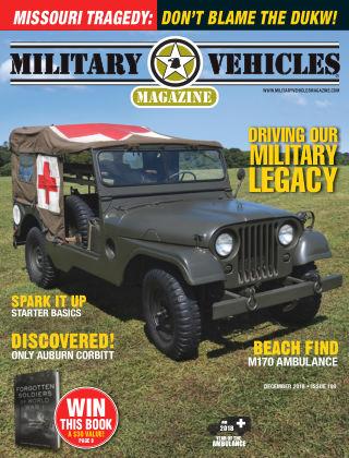 Military Vehicles Dec 2018