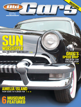 Old Cars Weekly Mar 7 2019