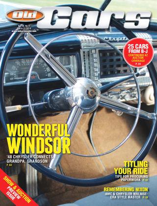 Old Cars Weekly Mar 21 2019