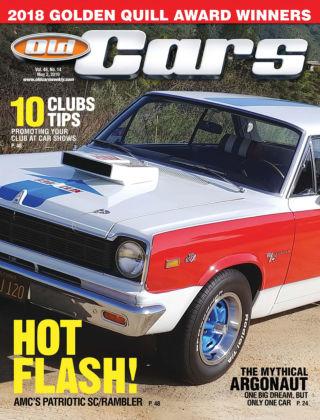 Old Cars Weekly May 2 2019