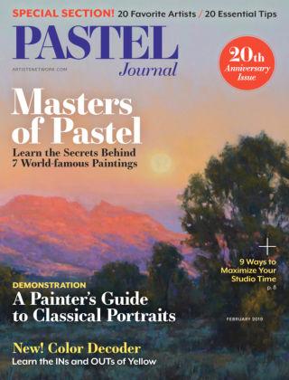 Pastel Journal Jan-Feb 2019