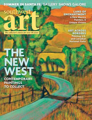 Southwest Art Aug 2018