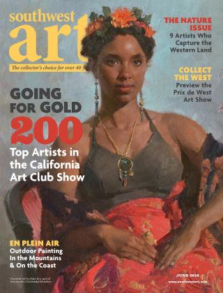 Southwest Art Jun 2018