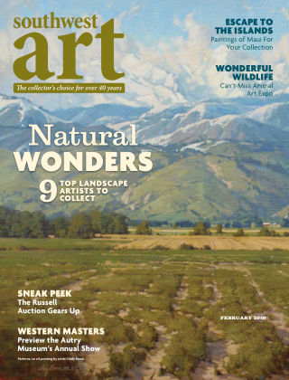 Southwest Art Feb 2019
