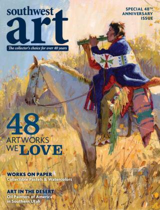 Southwest Art May 2019
