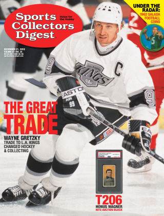 Sports Collectors Digest Dec 21 2018