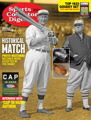 Sports Collectors Digest Feb 1 2019