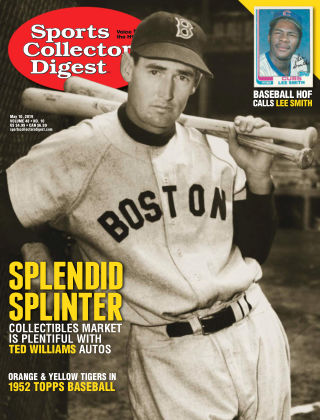 Sports Collectors Digest May 10 2019