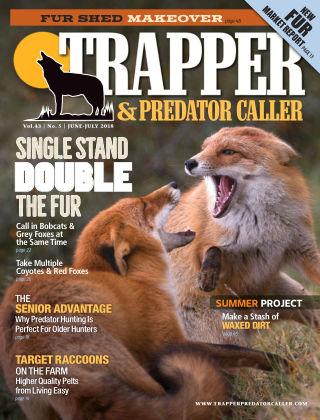 Trapper & Predator Caller Jun-Jul 2018