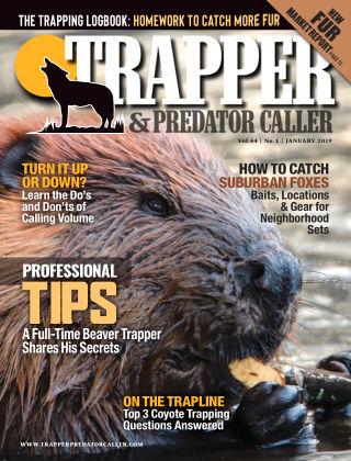 Trapper & Predator Caller Jan 2019