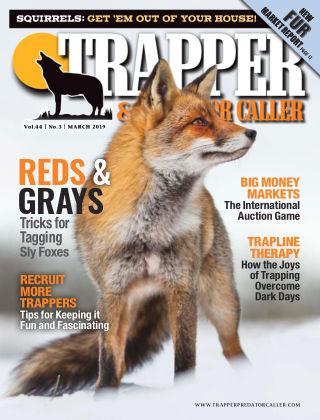 Trapper & Predator Caller Mar 2019