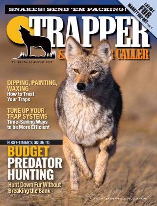 Trapper & Predator Caller Aug 2019