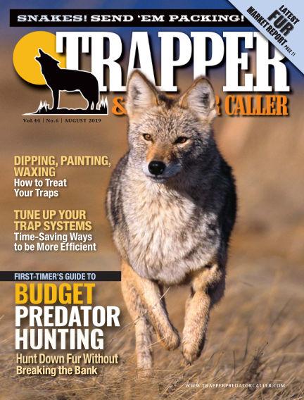 Trapper & Predator Caller July 18, 2019 00:00
