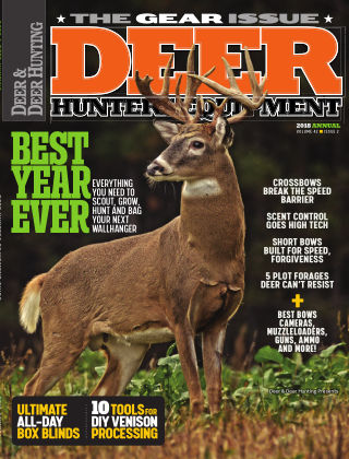 Deer & Deer Hunting Equipment Annual