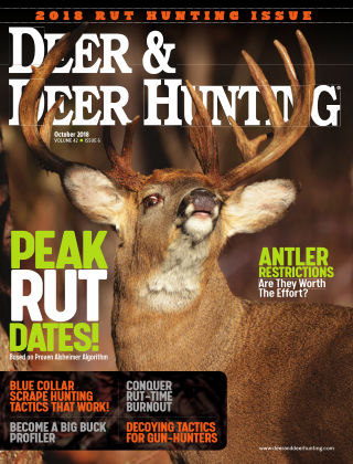 Deer & Deer Hunting October 2018