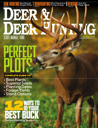 Deer & Deer Hunting Summer 2018