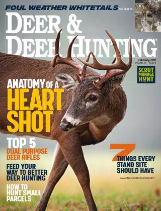 Deer & Deer Hunting February 2019