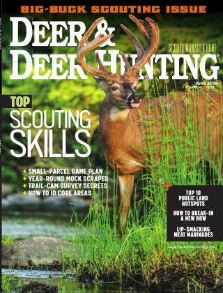 Deer & Deer Hunting June 2018