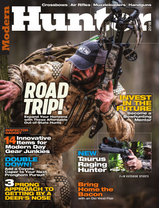 Deer & Deer Hunting Modern Hunter 2018