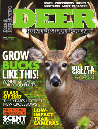 Deer & Deer Hunting EquipmentAnnual 2017