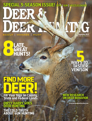 Deer & Deer Hunting January 2017