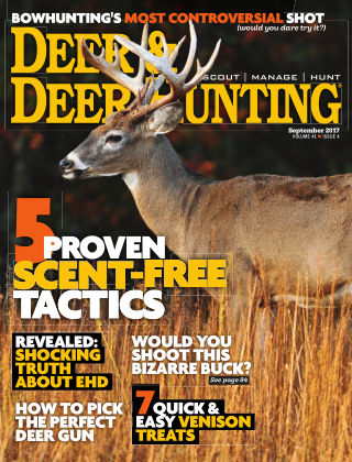 Deer & Deer Hunting September 2017