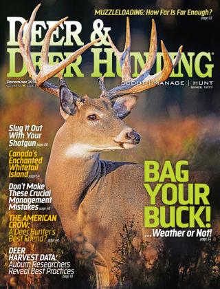 Deer & Deer Hunting December 2016