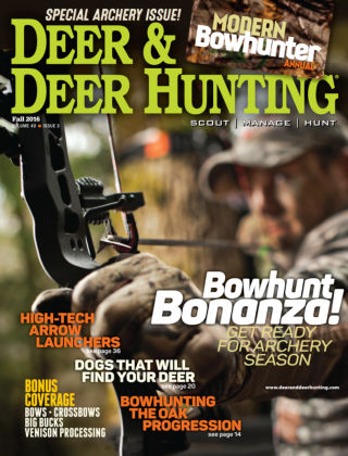 Deer & Deer Hunting Fall 2016