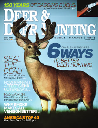 Deer & Deer Hunting June 2016