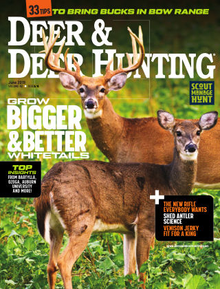 Deer & Deer Hunting June 2019
