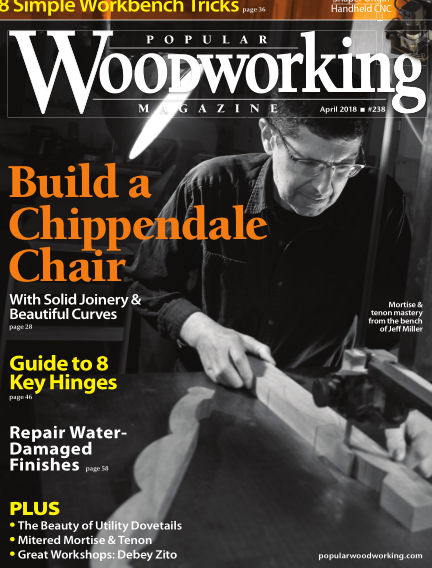 Popular Woodworking February 27, 2018 00:00