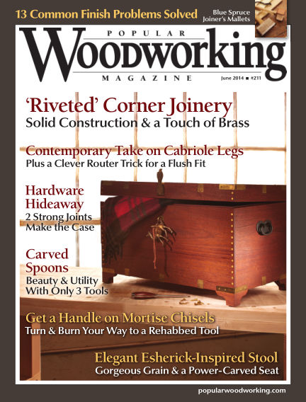 Popular Woodworking April 29, 2014 00:00
