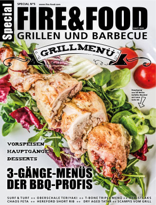 FIRE&FOOD Special-Grillmenü