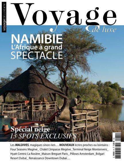 Voyage de Luxe - Luxury Travel April 04, 2018 00:00