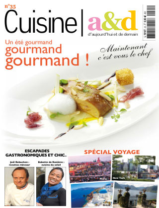 Cuisine AD - AD Kitchen Septembre2017